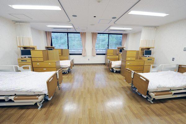 介護老人保健施設 はーとふる東山(室内)