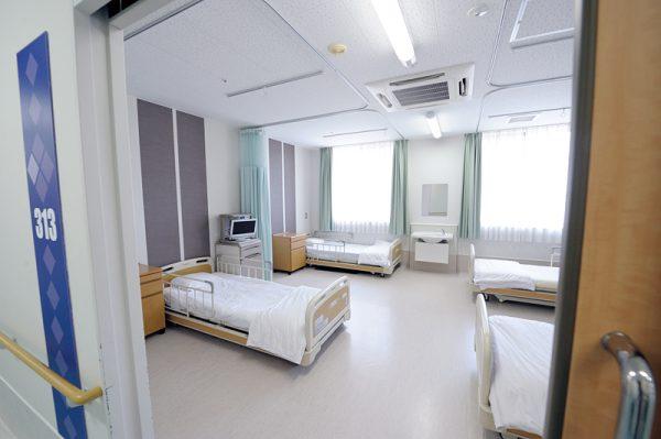 京都ならびがおか病院(室内)