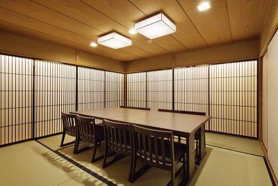 祇園椿(個室1)