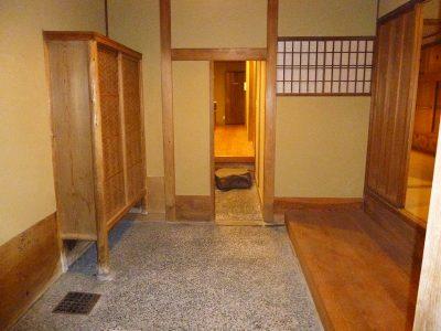 祇園切通し(玄関)